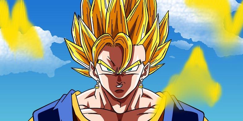 Saiyan Super Ball 6 Dragon