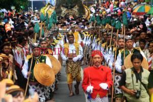 Image result for Grebek Pasar di Kabupaten Demak