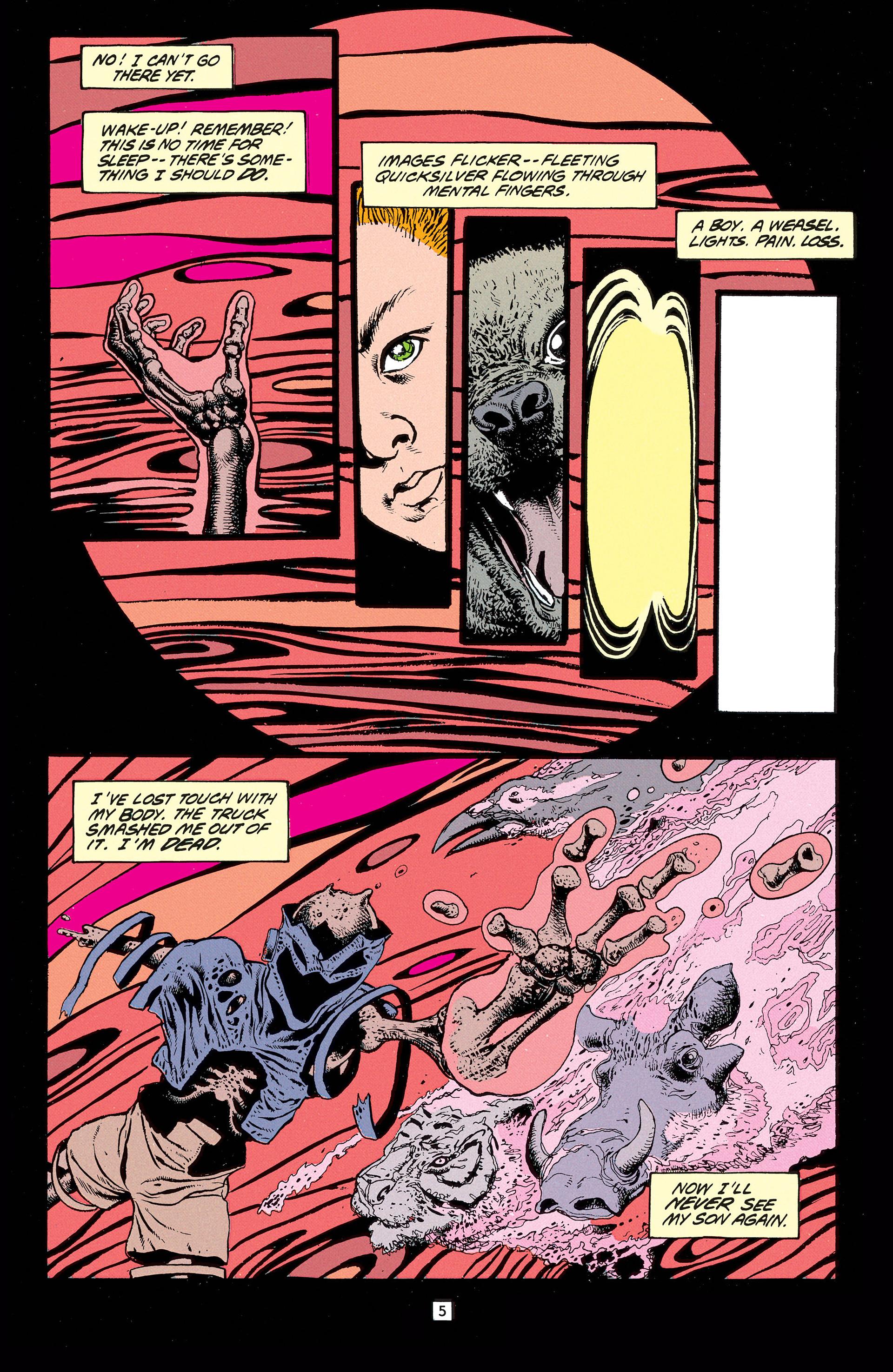 Read online Animal Man (1988) comic -  Issue #52 - 6