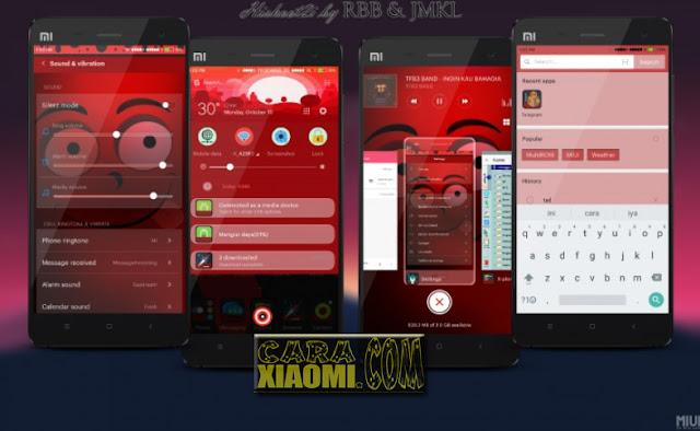 Xiaomi Theme Ale Ale Mtz For MIUI Terbaru