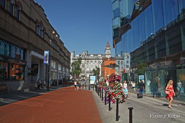 King street, Dublin