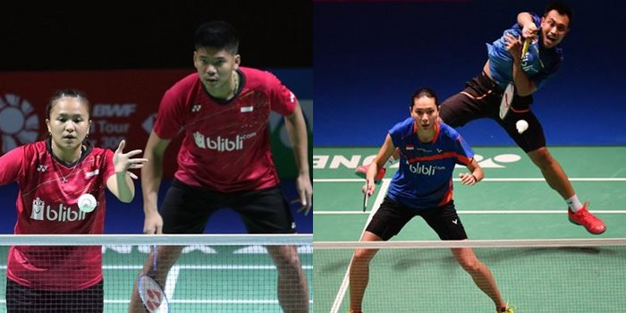 Korea Open 2018 Super 500 Ganda Campuran Babak Kedua