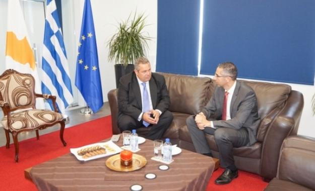 Π. Καμμένος: Επίθεση στην Τουρκία, κουβέντα για τα Σκόπια