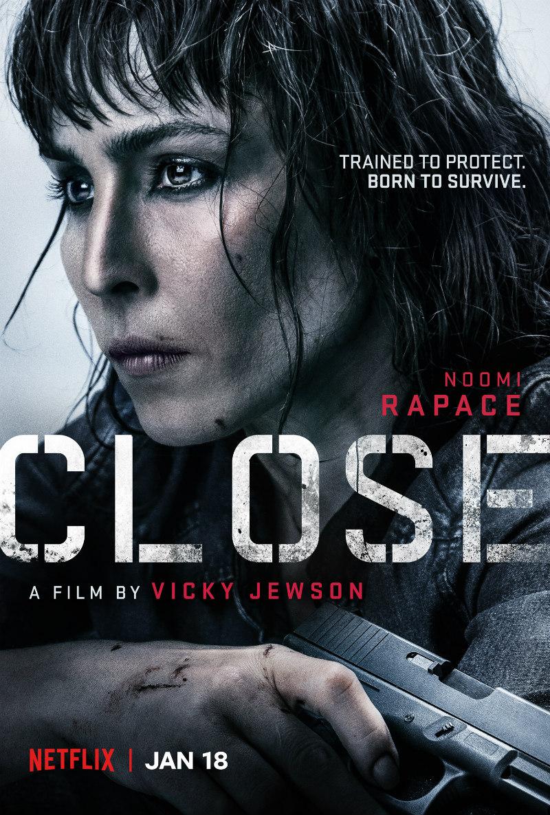 close netflix poster