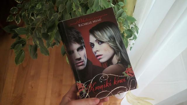 """""""Kroniki krwi"""" Richelle Mead #recenzja"""