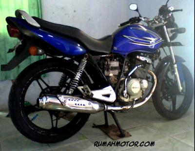 7 Langkah Mudah Bore Up Suzuki Thunder 125 CC Menjadi 200 cc
