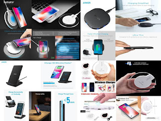 Mobile Wireless Charger Charging