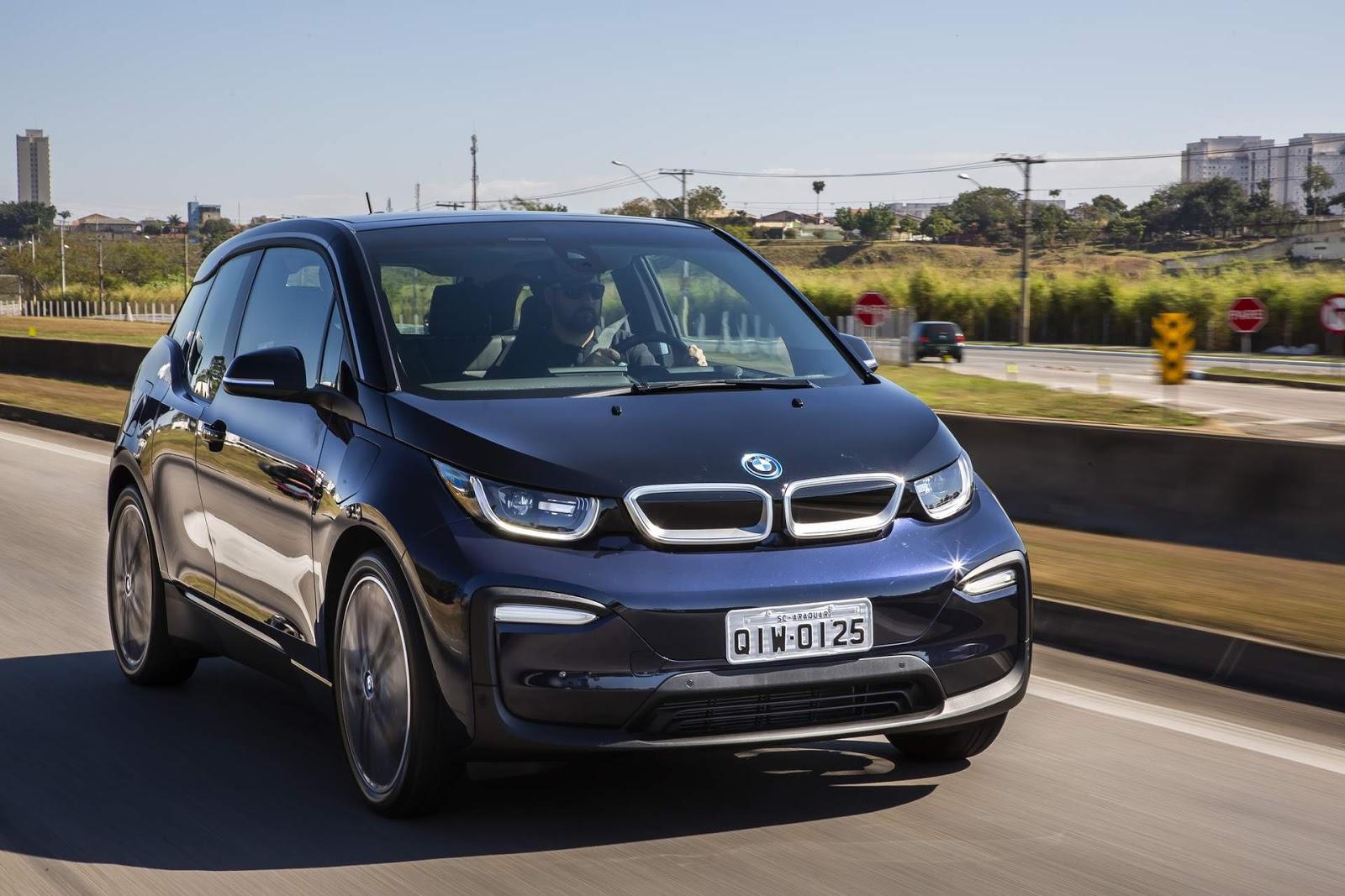 Nieuwe BMW i3 2020 Beoordeling rijtest
