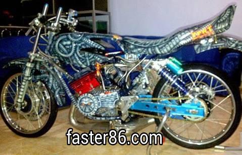 Cara Mudah Membuat Motor Yamaha Rx King Jadi Irit Informasi Umum