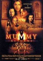 Mumya Geri Dönüyor (2001) 1080p Film indir