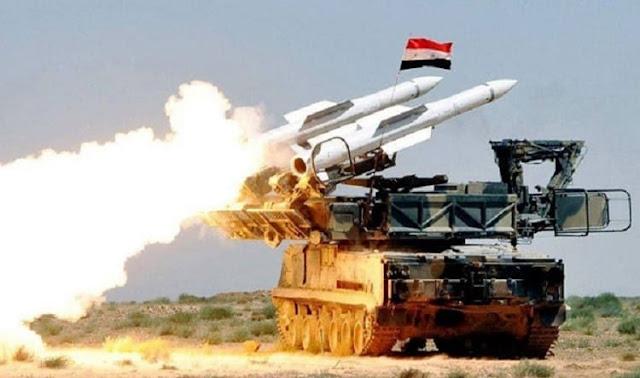 دفاعاتنا الجوية تتصدى لعدوان صاروخي على أحد المطارات العسكرية في المنطقة الوسطى