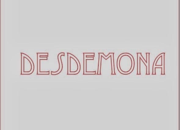 Fonts, Silhouette, friendly, Silhouette tutorial, Desdemona