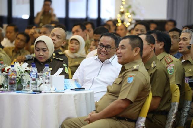Bupati Muba Raih DIPA dan Dana Desa Tahun 2019