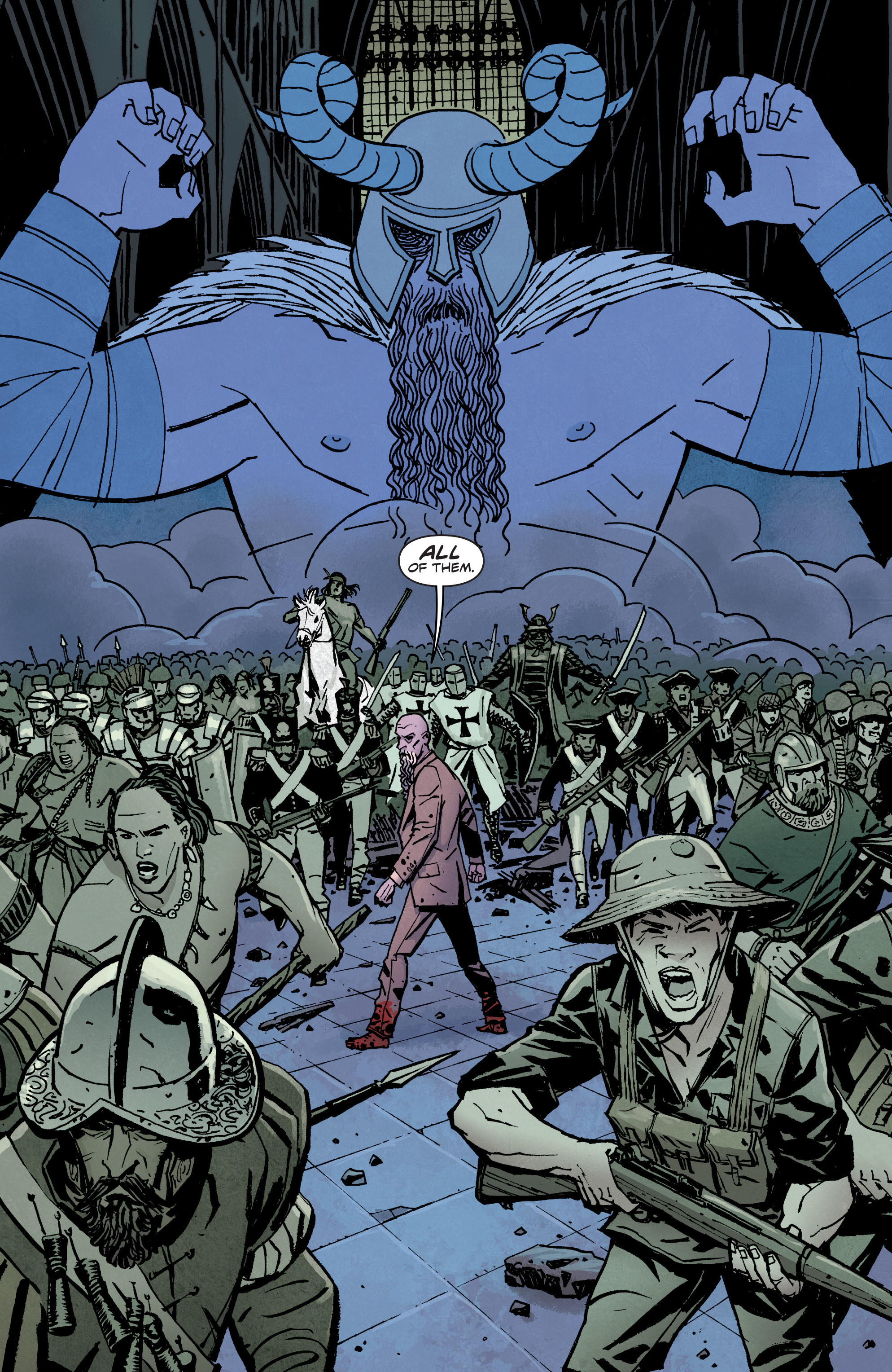 Read online Wonder Woman (2011) comic -  Issue #23 - 6