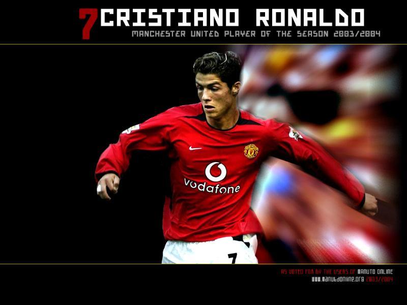 Wallpaper Free Picture: Cristiano Ronaldo Wallpaper