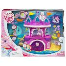 MLP Pinkie Pie Mermaid Pony Castle Building Playsets Ponyville Figure