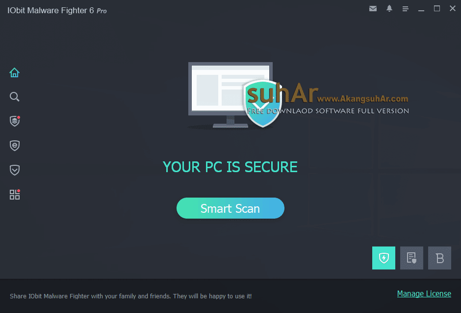 Free Download IObit Malware Fighter Pro Final Full Version, IObit Malware Fighter Pro Offline Installer, IObit Malware Fighter Pro Full Serial Number