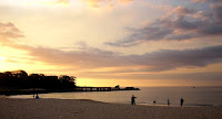 pantai santolo objek wisata garut