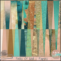 Fields of Gold page kit