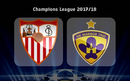 Assistir Sevilla x Maribor ao vivo grátis em HD 26/09/2017