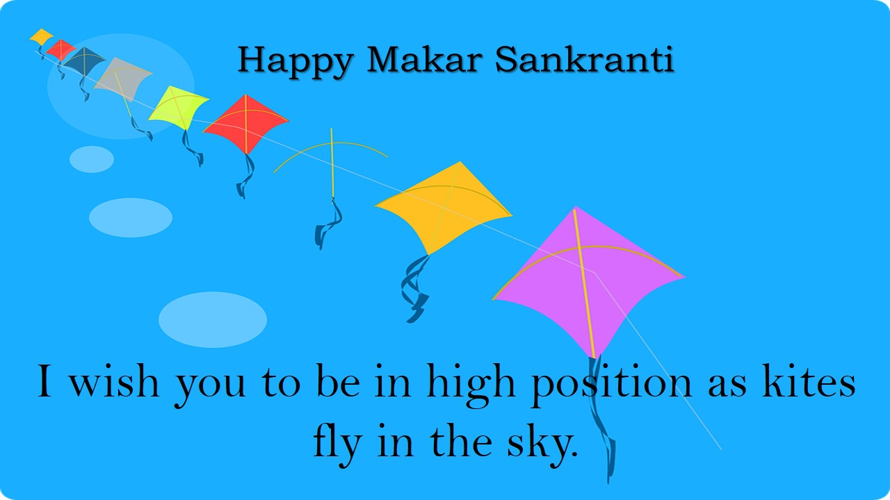 Happy makar sankranti wishes messages sms shayari in hindi sankranti 2018 wishes m4hsunfo