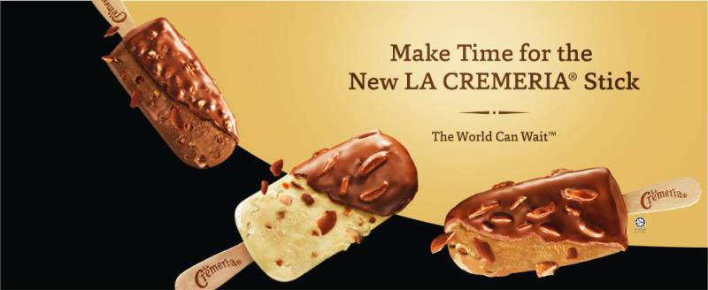 Event: Nestlé LA CREMERIA Ice Cream Stick Launch