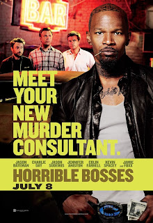 Jamie Foxx - Film Horrible Bosses