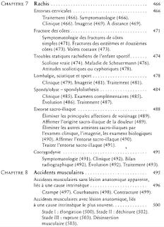 Traumatologie du sport 8eme edition Livre de J. C. Chanussot 5