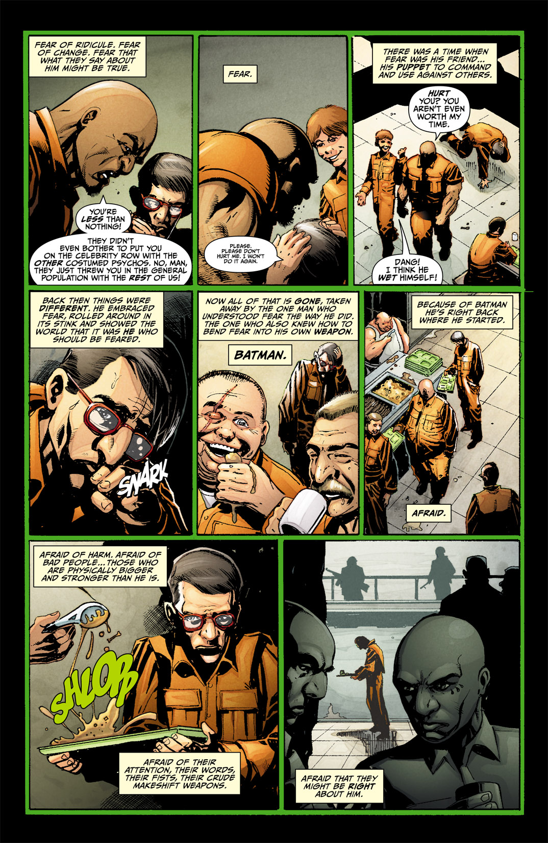Detective Comics (1937) 835 Page 2