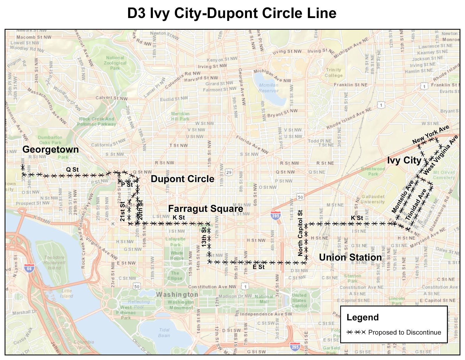 The District Curmudgeon: WMATA changing more than just the