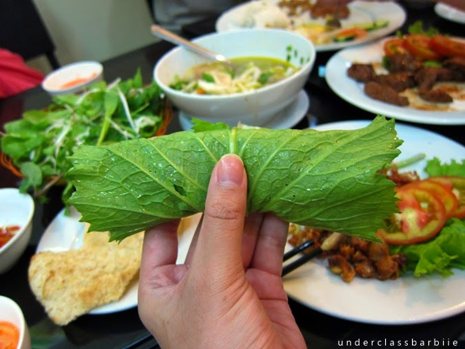 good food in vietnam