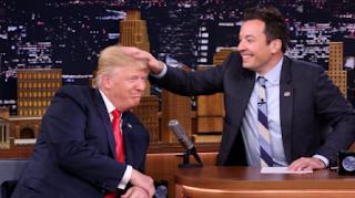 Jimmy Fallon Defends Donald Trump Interview