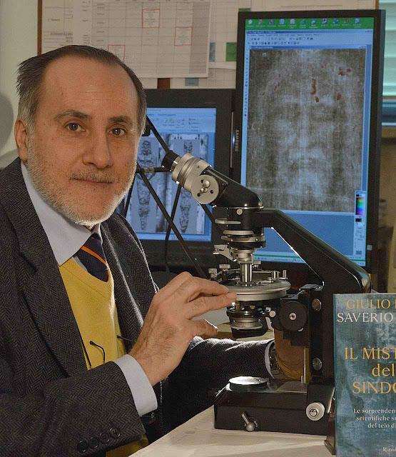 Giulio Fanti, professor de Medições Mecânicas da Universidade de Pádua um dos peritos que conduziu os avançados testes.