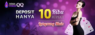 DEWAPOKERQQ.COM BANDARQ ONLINE DAN POKER ONLINE TERPERCAYA DI INDONESIA