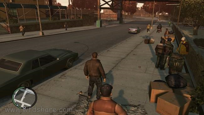 Grand Theft Auto IV Portable Gratis
