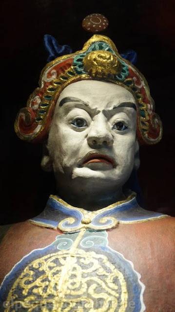 Chengdu, templo