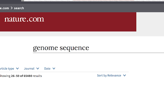 Nature Publishing Group continues to deceive about #OpenAccess to genome papers