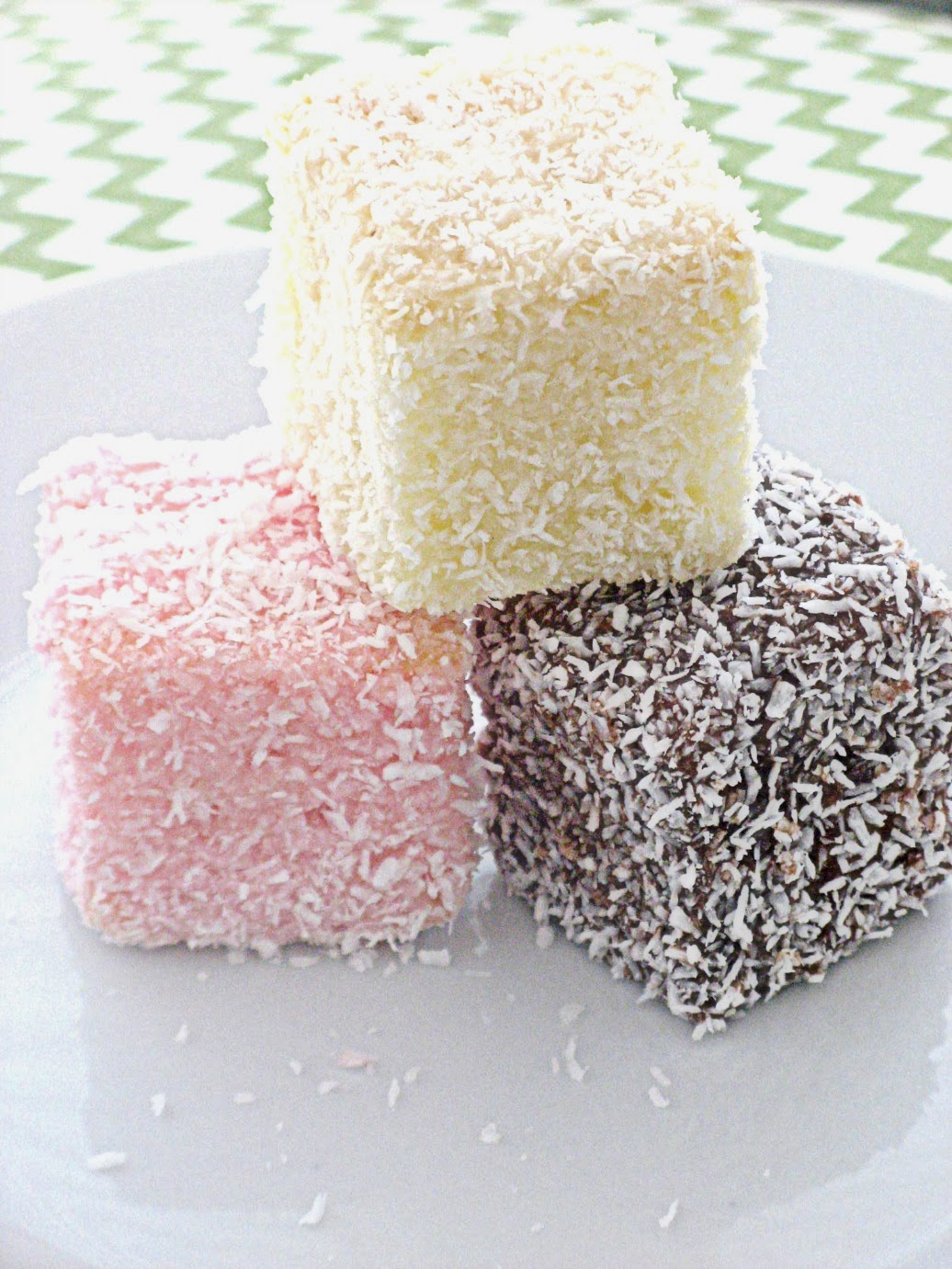 How To Make Lamington Sponge Cake