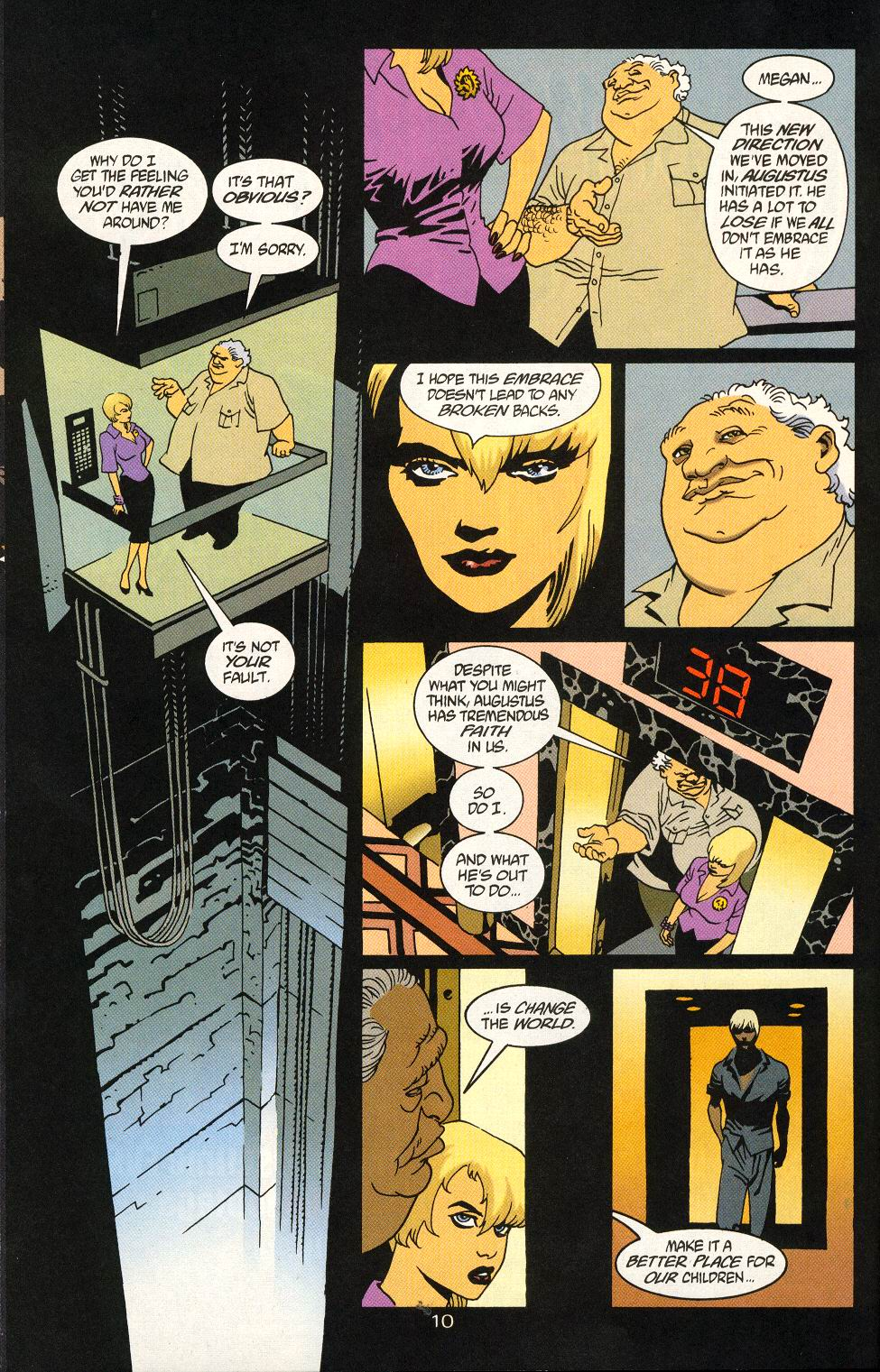 Read online 100 Bullets comic -  Issue #25 - 12