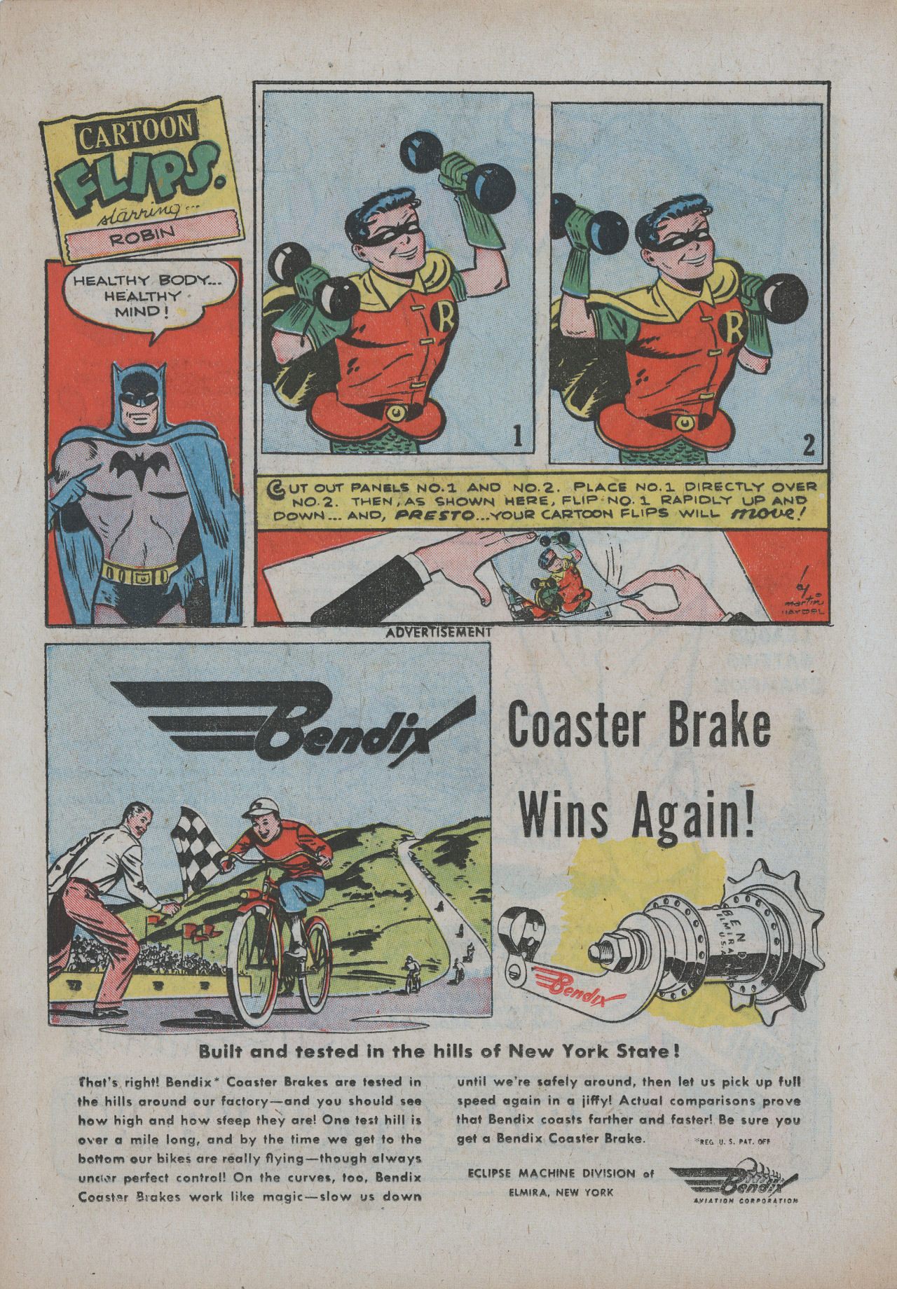 Detective Comics (1937) 151 Page 15