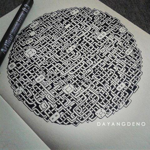 Doodle Art Lagi?