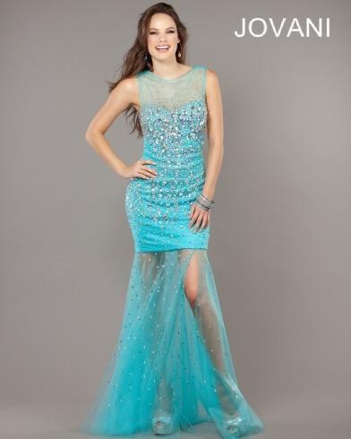 508e30e609 Para este verano 2013 Jovani creó una colección espectacular. Elegir un  vestido de fiesta de Jovani para una noche especial hará que te veas  glamorosa y muy ...