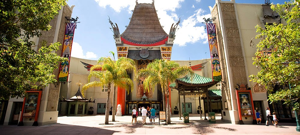 Entrada The Great Movie Ride no Disney Hollywood Studios
