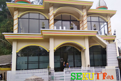 Masjid Ranupani Indah Seindah Eksotika Ranupani, Mari Rasakan Tentramnya Sholat di Sini!
