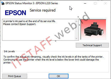 EPSON Status Monitor - ITSTAFF.web.id