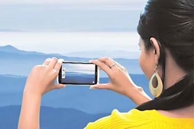 Kamera Android untuk Video Profesional