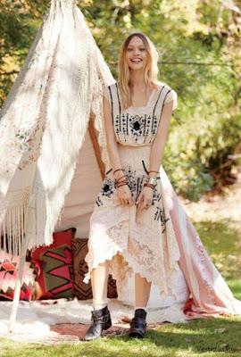 Vestidos de Novia Hippie