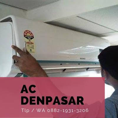 Service AC Di Kota Denpasar Bali Terpercaya