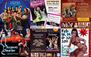 DVD video bellydance danza oriental dominicana