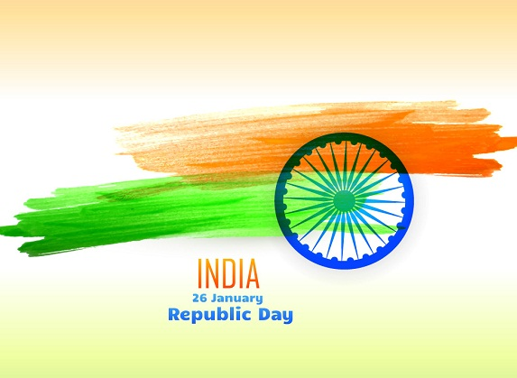 26 January Indian Flag Images